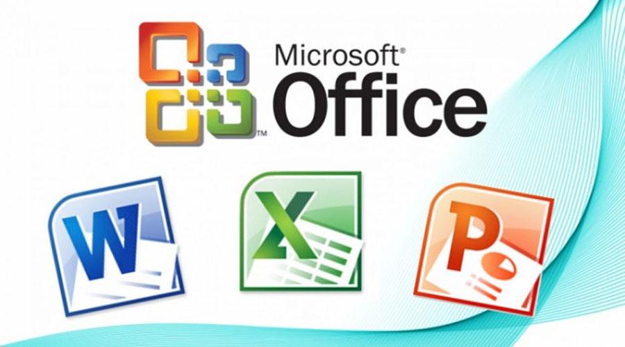 Bộ 3 ứng dụng được sử dụng nhiều nhất của Microsoft Office