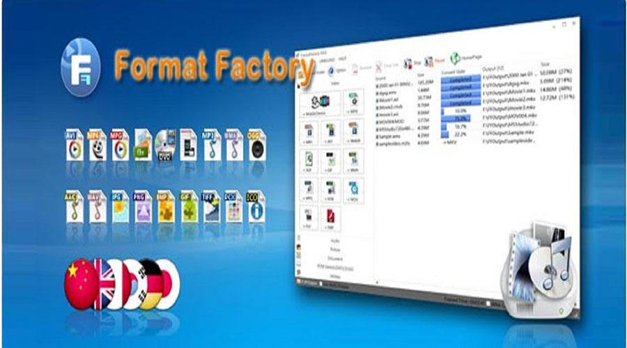 Download Format Factory về máy tính