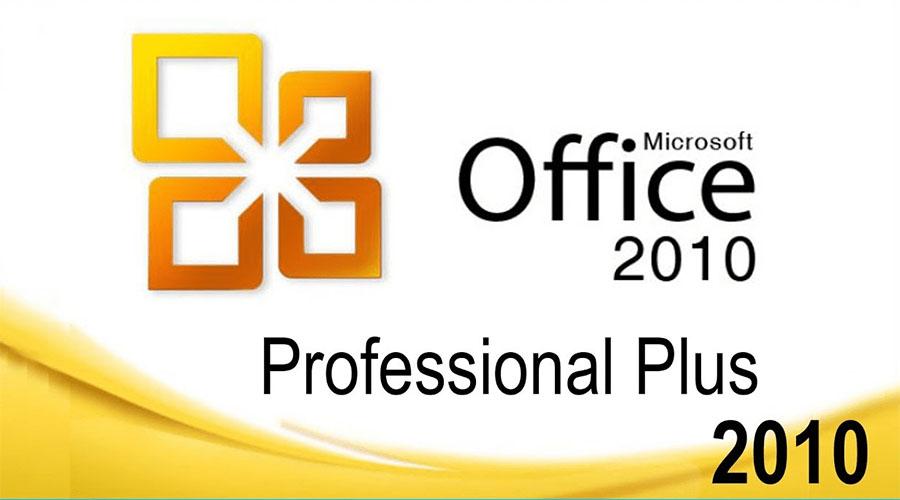 Microsoft Office 2010 được sử dụng phổ biến nhất hiện nay