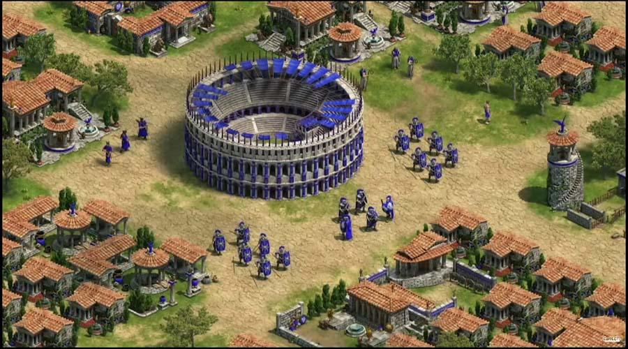 Người chơi phải xây dựng và điều khiển đế chế của mình