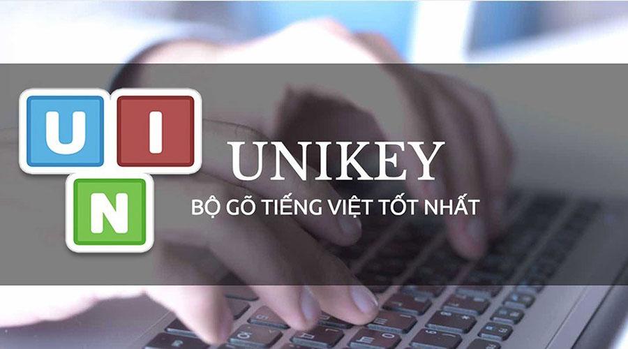 Unikey bộ gõ Tiếng Việt tốt nhất