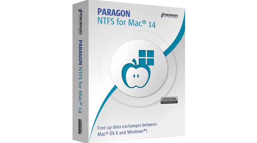 Tính năng chính của Paragon NTFS cho Mac