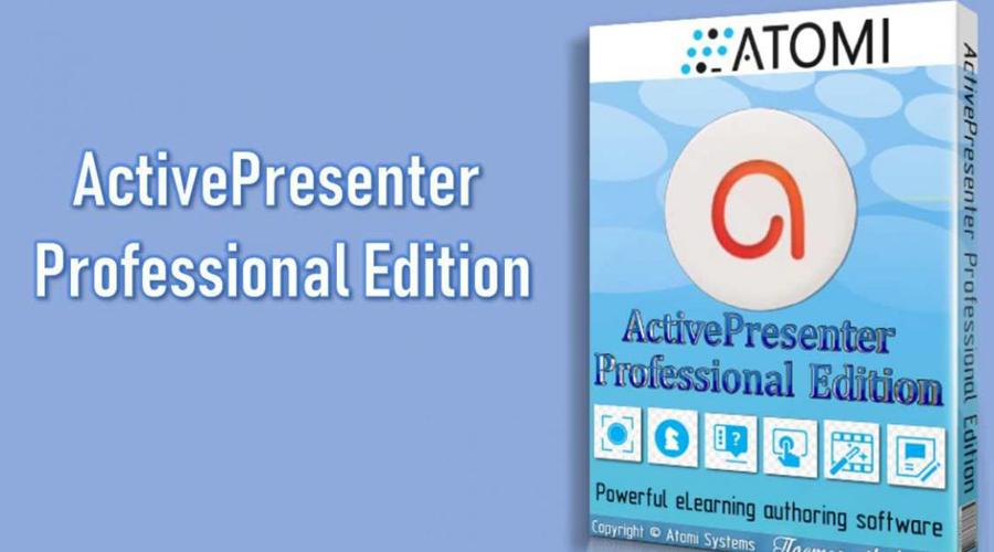 Download phần mềm Activepresenter