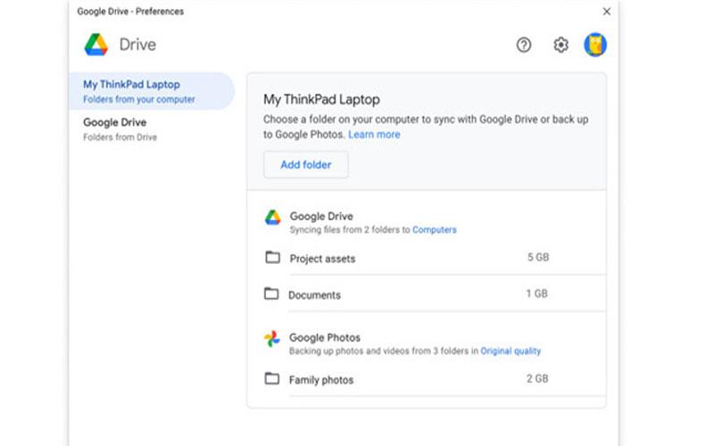 giao-dien-google-drive