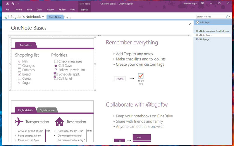 giao-dien-onenote
